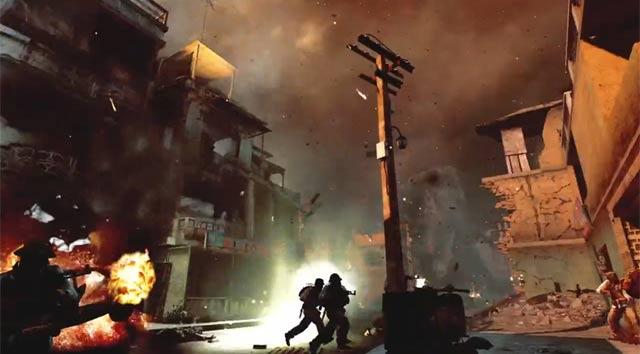 3D Spiel - Call of Duty: Black Ops in 3D