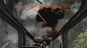 3D Spiel – Call of Duty: Black Ops in 3D