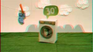 3D Kurzfilm – I do 30 – Side by Side sowie anaglyph ( rot/blau )