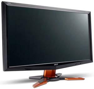 3D Monitor - Acer kündigt neue 120 Hz Monitore mit HDMI 1.4 an