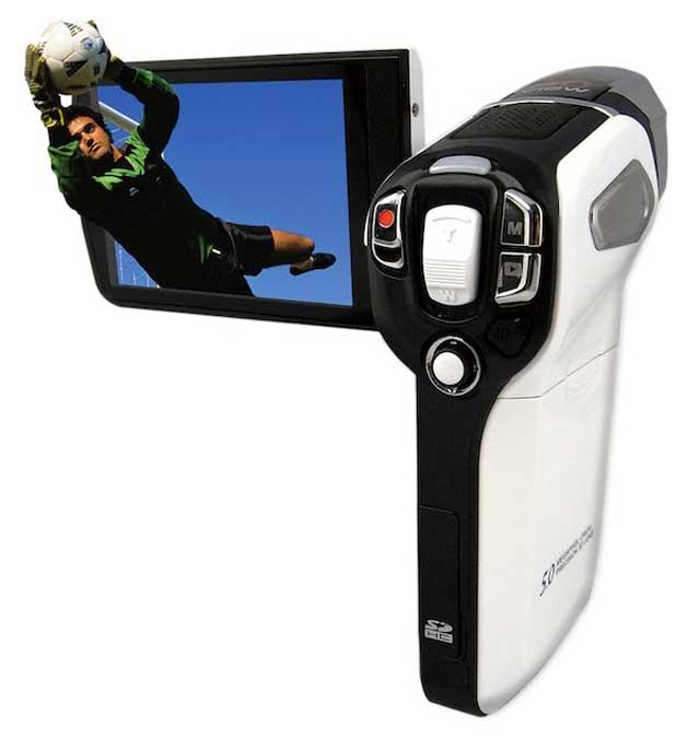 Exemode 3D-Taschencamcordee 3d camcorder 3d kamera