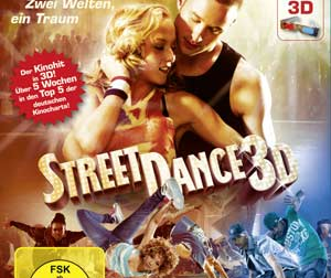 StreetDance 3D auf DVD sowie Blu-ray 3D