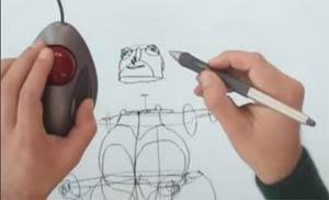 dreidimensionales-zeichnen-3d-pen-3d-stift-maus