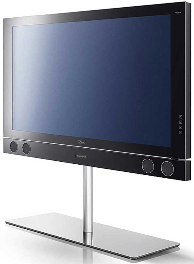 Primus 55 3D Media twin R sowie Primus 42 3D Media twin R 3D Fernseher Polarisation