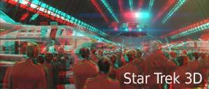 Star Trek 2 in 3D