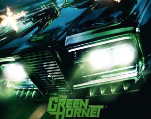 The Green Hornet in 3D – Trailer und Filminfo